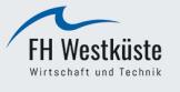 Logo: FH Westküste